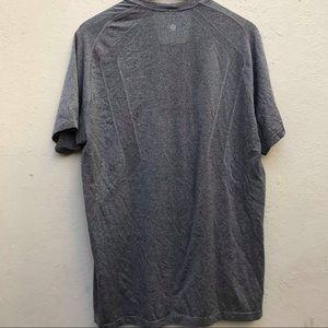 LULULEMON XL grey short sleeve
